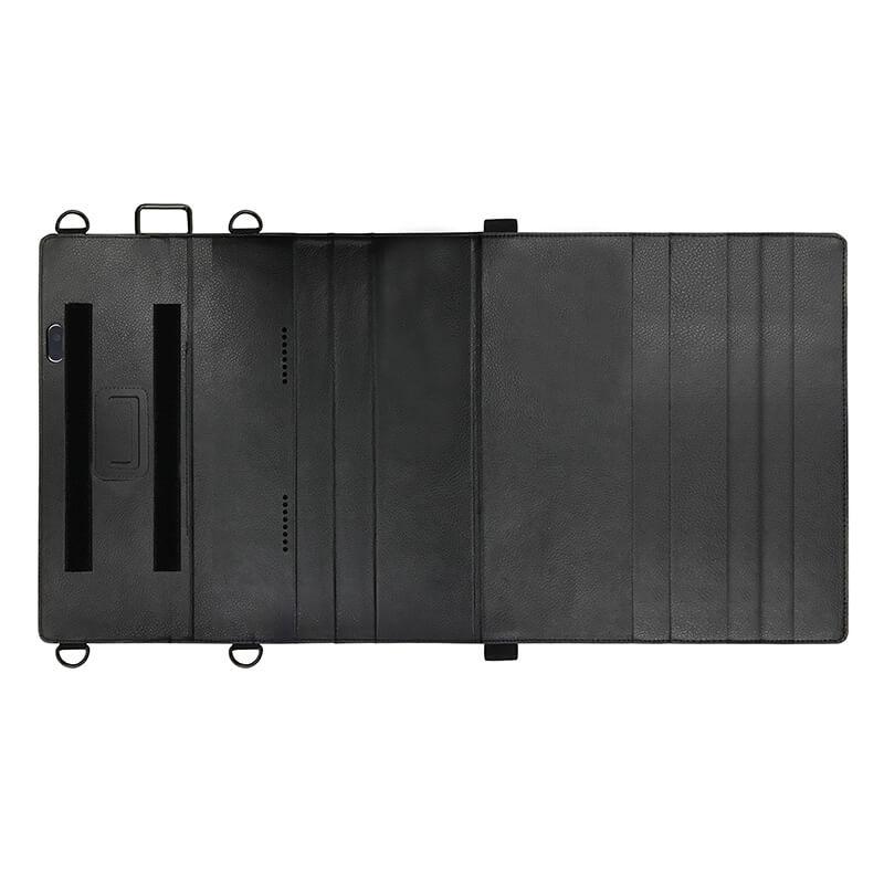 VersaPro タイプVS PC-VK11CSQGR 首掛け合成皮革ケース ブラック