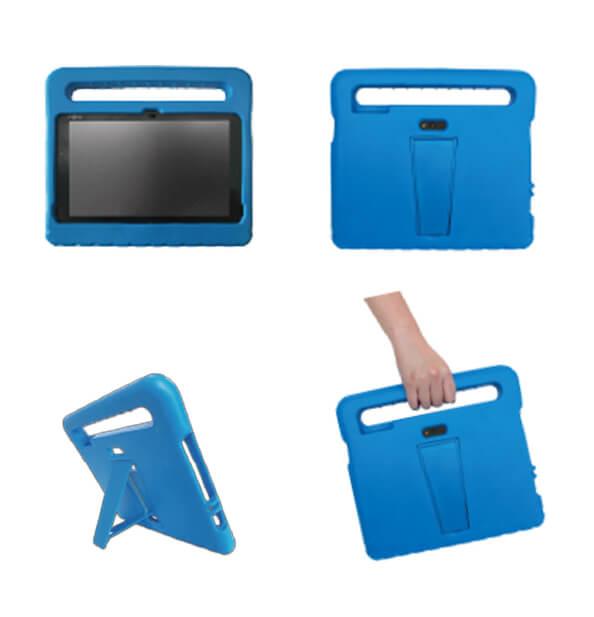 ARROWS Tab Q508 取手付きEVAケース ブルー