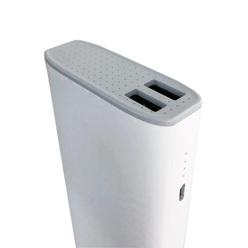 モバイルバッテリー37Wh ホワイト