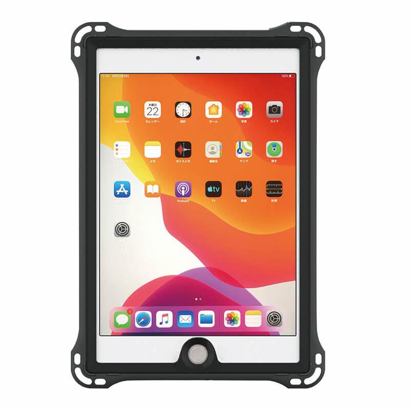 iPad mini 4/iPad mini 2019 防水・防塵・耐衝撃ケース ブラック