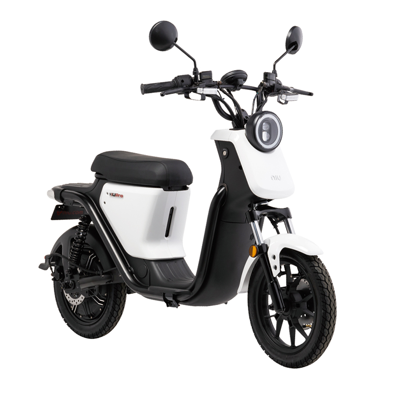 EVバイク 法人モデル ホワイト