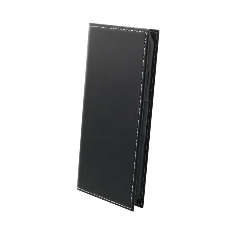 iPhone 8/7 フラップケース ブラック