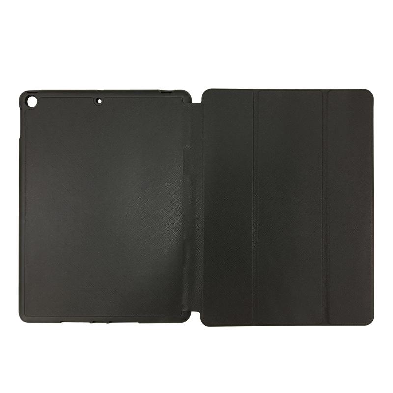 iPad 2020 10.2inch/iPad 2019 10.2inch Apple Pencil収納付きフラップケース ブラック