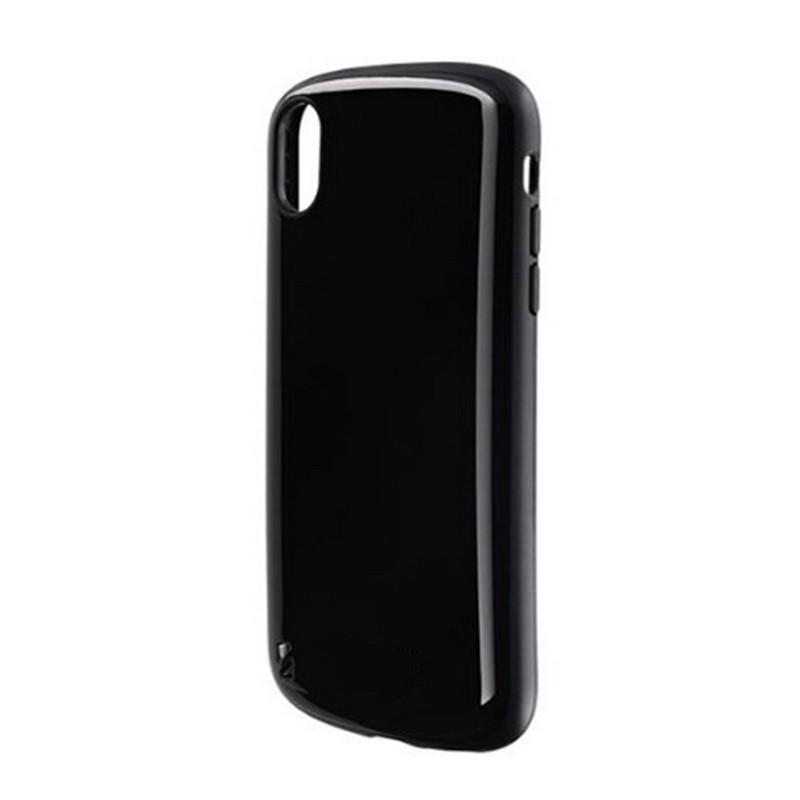 iPhone XR 耐衝撃ケース ブラック