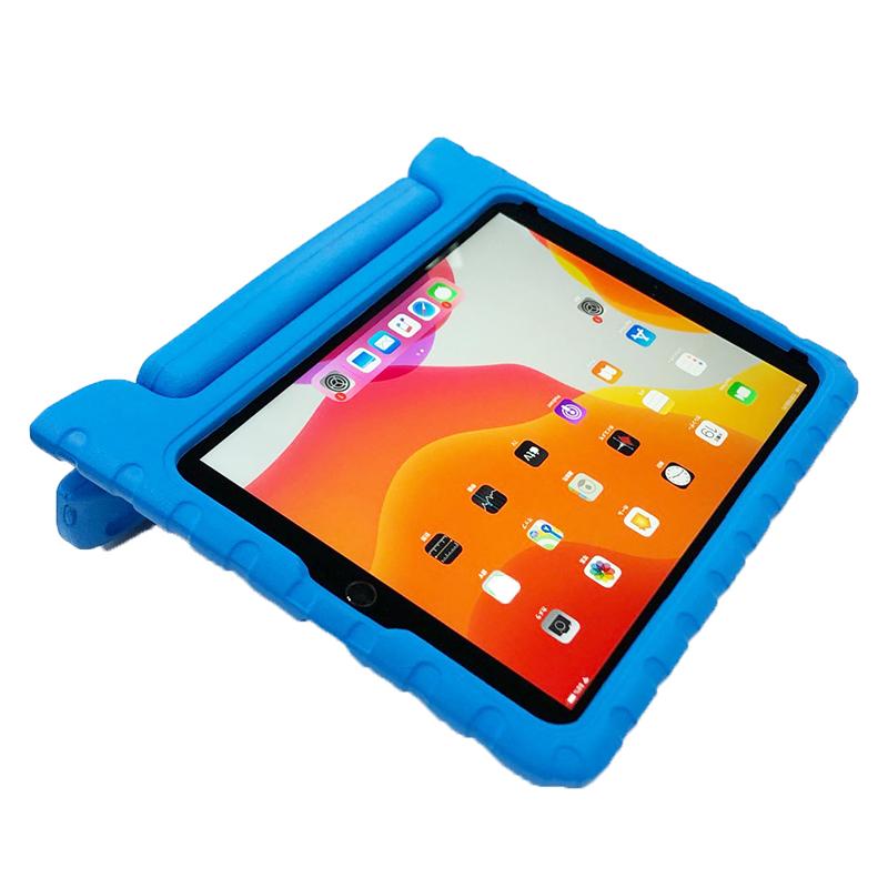 iPad 2020 10.2inch/iPad 2019 10.2inch/iPad Air 2019/iPad Pro 10.5inch EVAケース ブルー