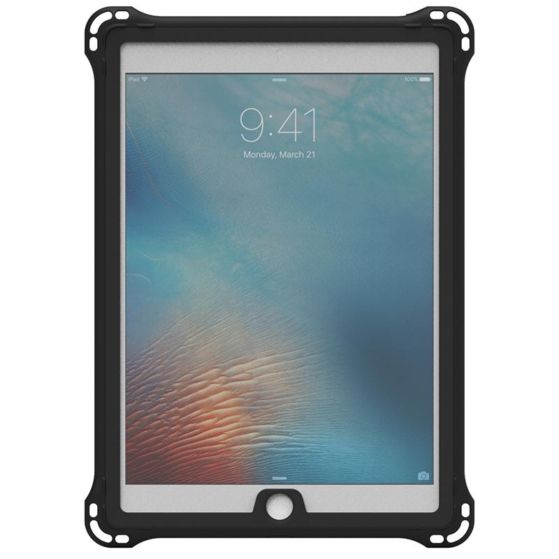 iPad 2020 10.2inch/iPad 2019 10.2inch/iPad Air 2019/iPad Pro 10.5inch 防水・防塵・耐衝撃ケース ブラック