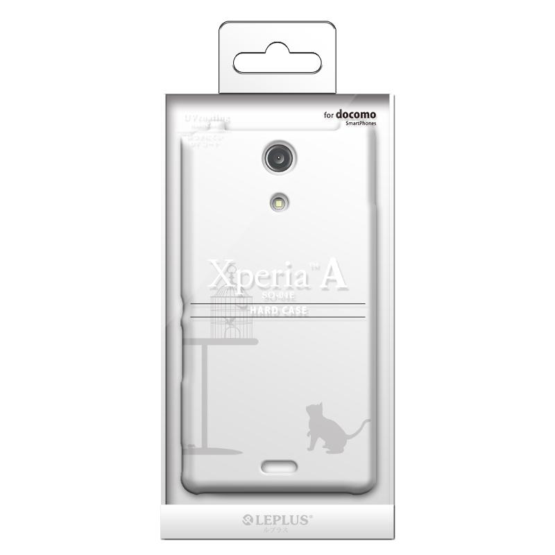Xperia(TM) A SO-04E デザインケース E