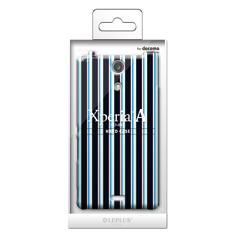 Xperia(TM) A SO-04E デザインケース F
