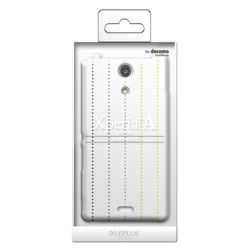 Xperia(TM) A SO-04E デザインケース H