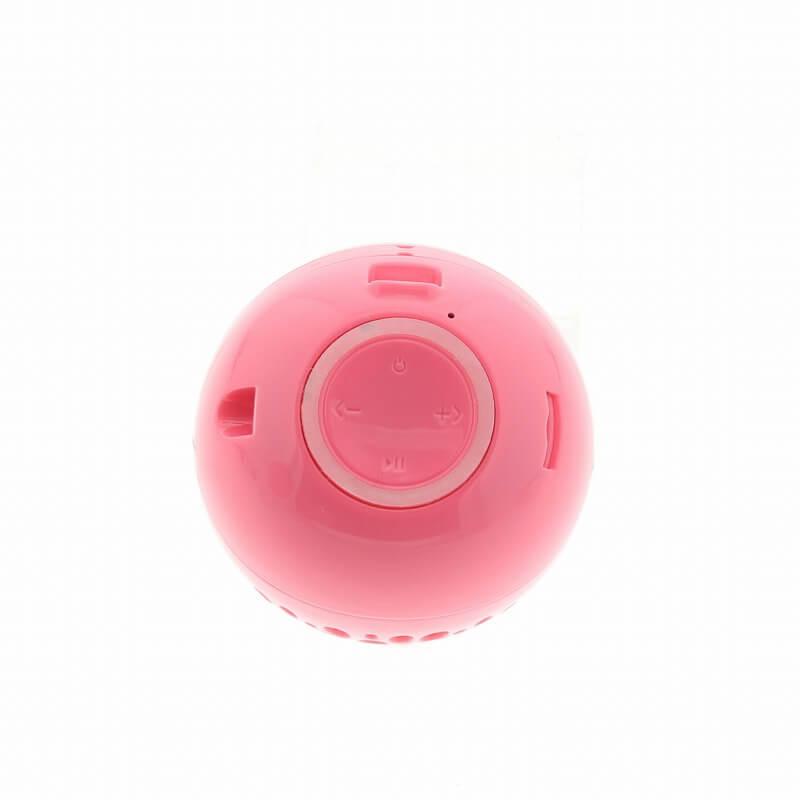 スマートフォン(汎用)【Lucy】にこにこハートスピーカー/ミント