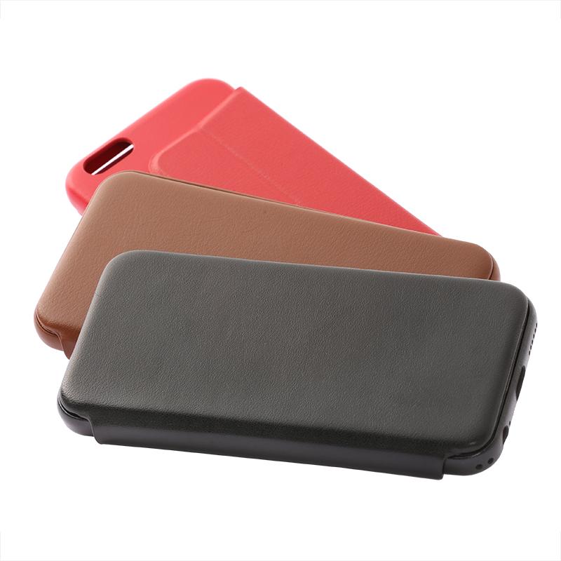 iPhone 6/6s フリップ脱着型PUレザーケース「2WAY」 ブラック