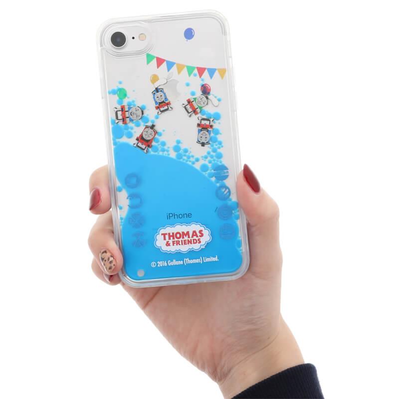 iPhone 7(THOMAS Design)ウォーターシェルケース パレード柄