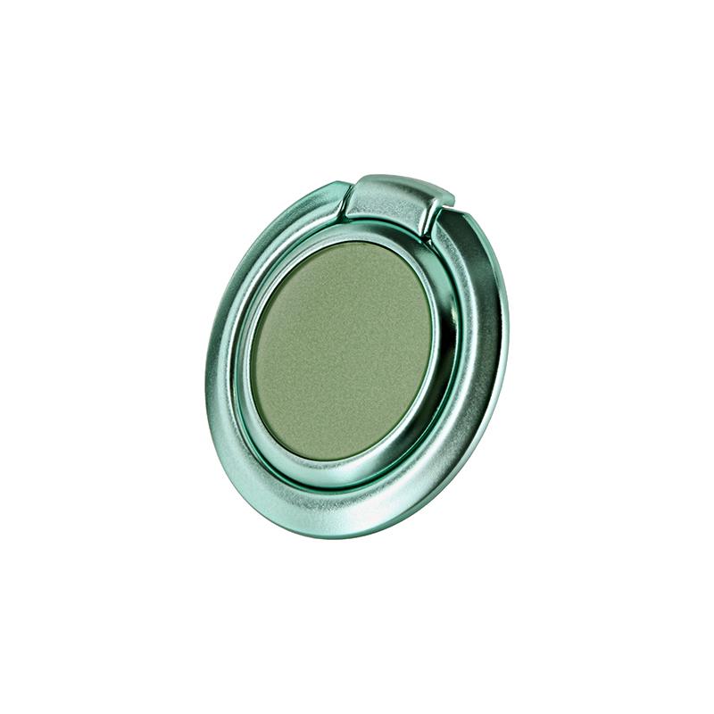 スマートフォン(汎用) ワイヤレス充電対応 スマートリング「Grip Ring Smart」グリーン