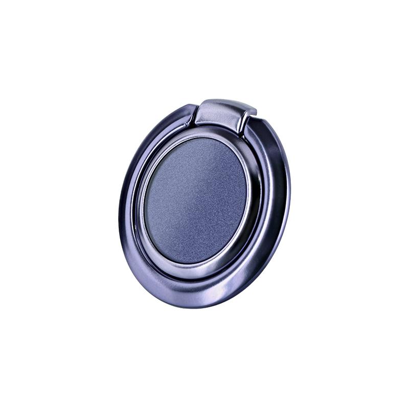 スマートフォン(汎用) ワイヤレス充電対応 スマートリング「Grip Ring Smart」 パープル