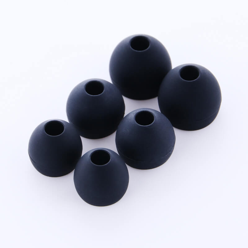 スマートフォン(汎用) イヤフォン(ボリューム/マイク付)「極の音域 Type-C Premia」 ブラック