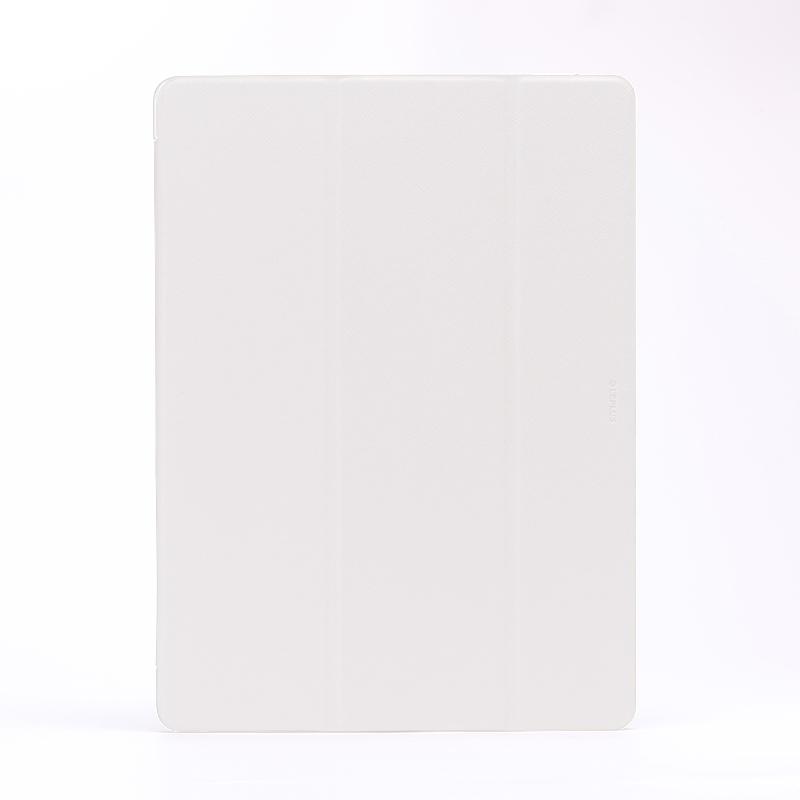iPad Pro フラップケース 「Clear Note」 ホワイト