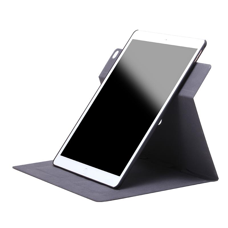iPad Pro 回転式薄型PUレザーケース 「PRIME 360」 ブラック