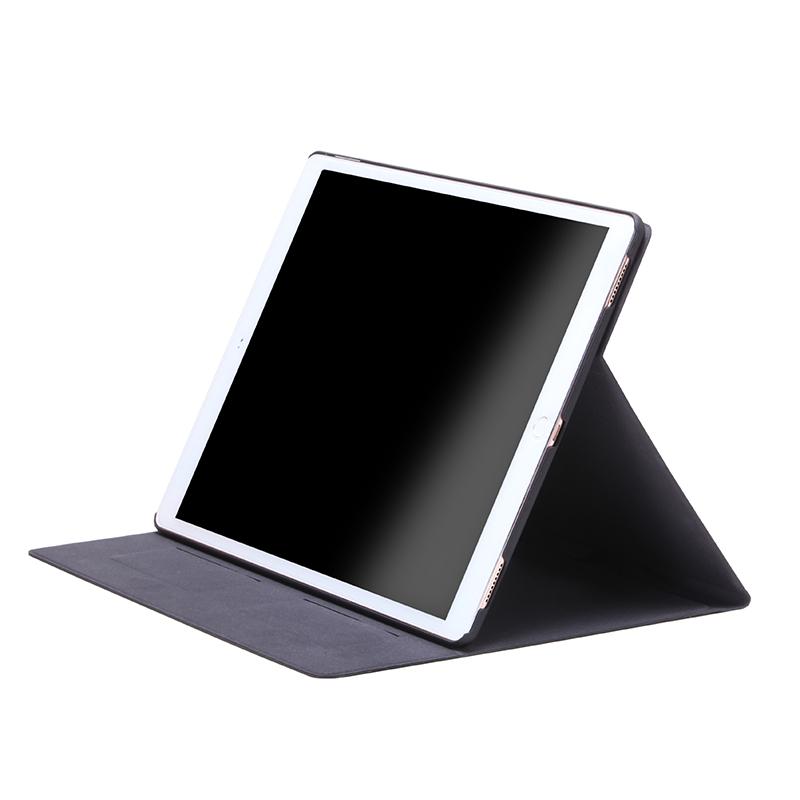 iPad Pro 回転式薄型PUレザーケース 「PRIME 360」 ブラウン