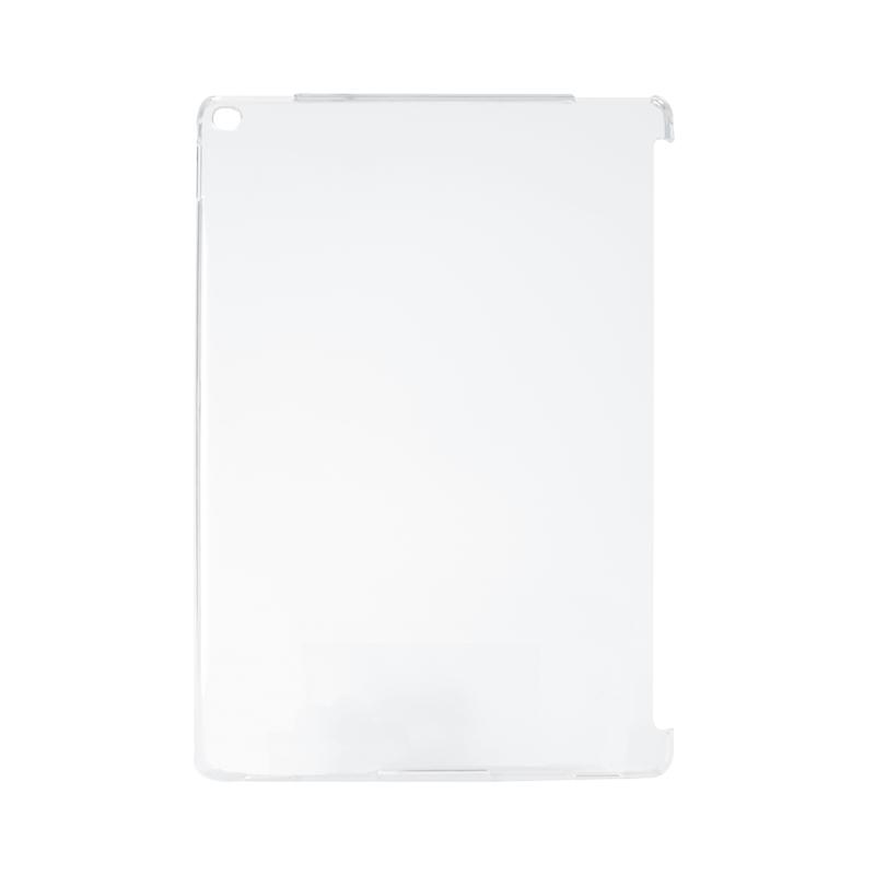 iPad Pro ハードケース 「CLEAR HARD」 ハーフクリア