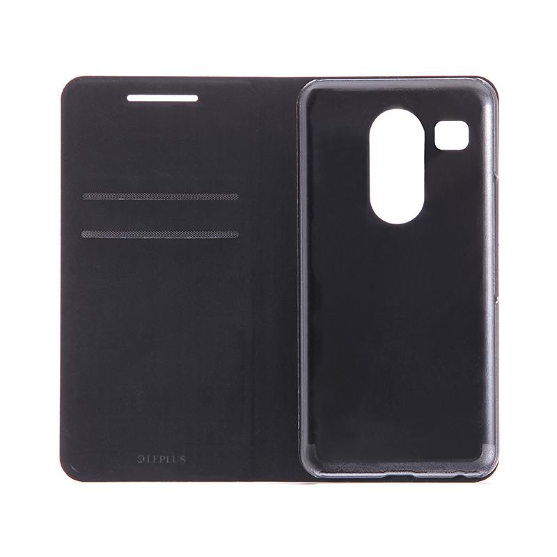 Nexus 5X 薄型PUレザーケース 「PRIME A」 ブラック