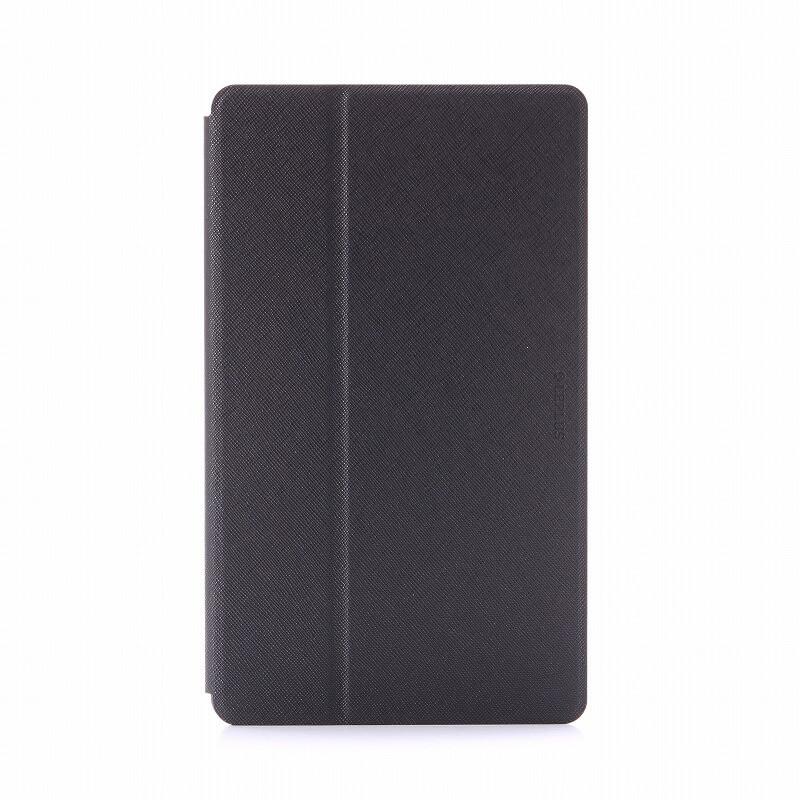 dtab Compact d-02H 薄型PUレザーケース 「PRIME」 ブラック