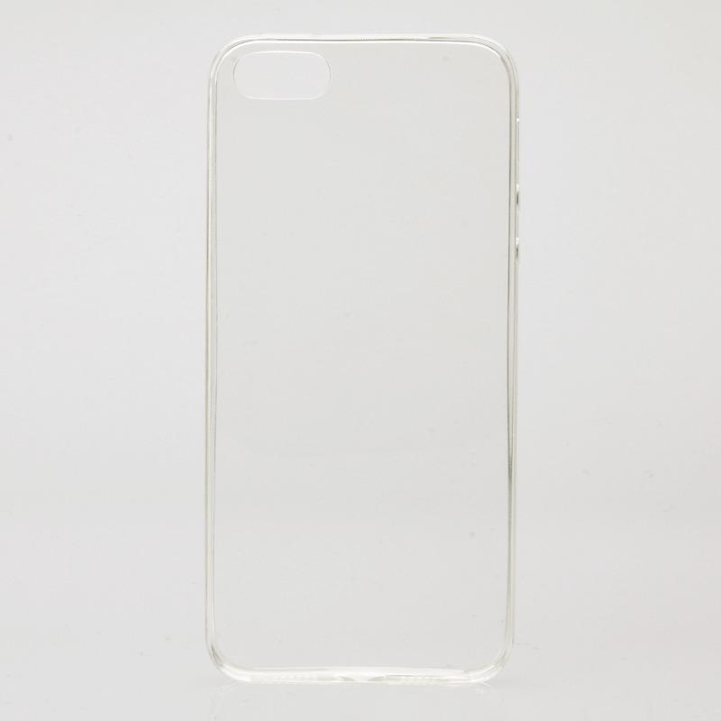 iPhone SE/5S/5 極薄軽量TPU クリア