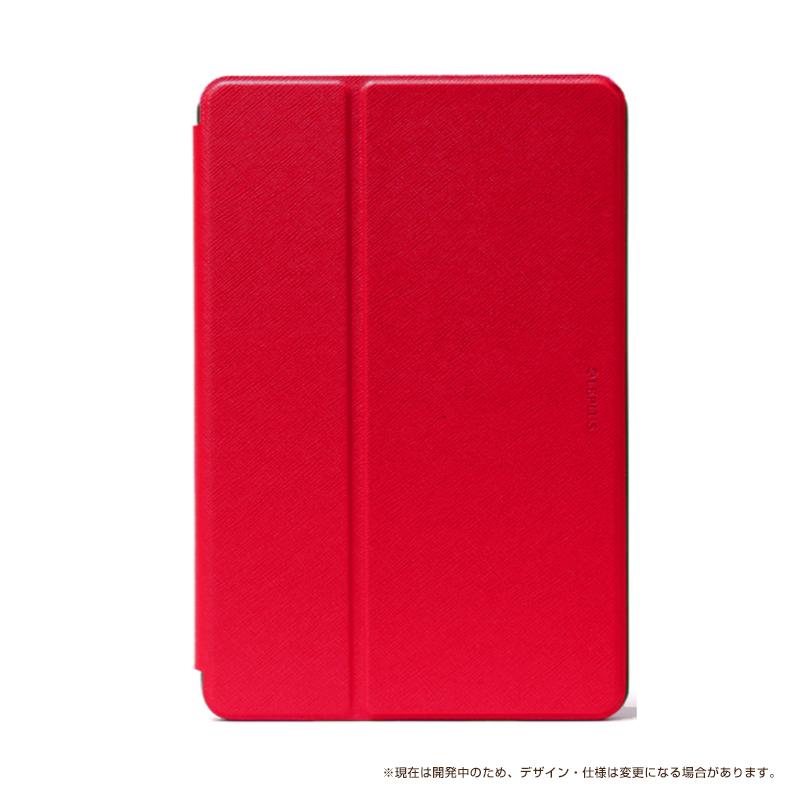 iPad Pro 9.7inch 薄型PUレザーケース 「PRIME」 レッド