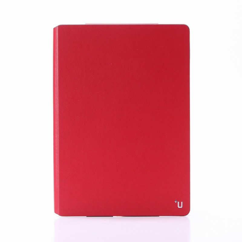 iPad Pro 9.7inch 【+U】James/One Sheet of Leather case/レッド