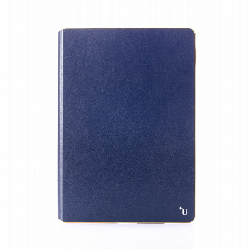 iPad Pro 9.7inch 【+U】James/One Sheet of Leather case/ネイビー