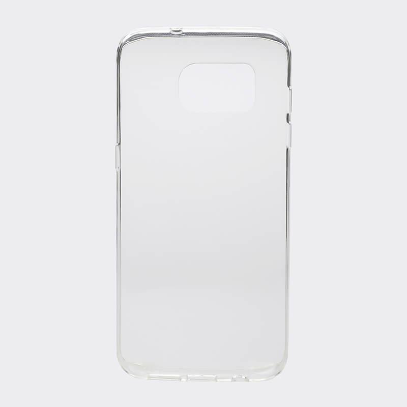 Galaxy S7 edge SC-02H/SCV33 「TPUケース」 クリア