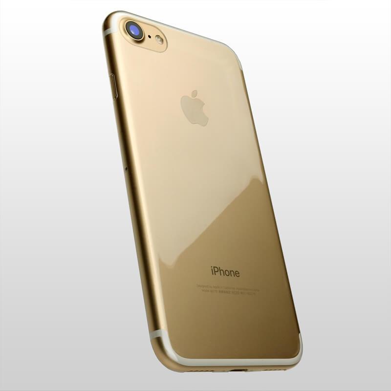 iPhone7 超極薄クリアハードケース「ZERO Air Crystal」 クリア