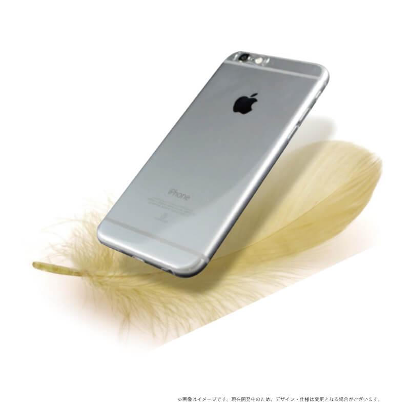 iPhone7 Plus 超極薄クリアハードケース「ZERO Air Crystal」 クリア