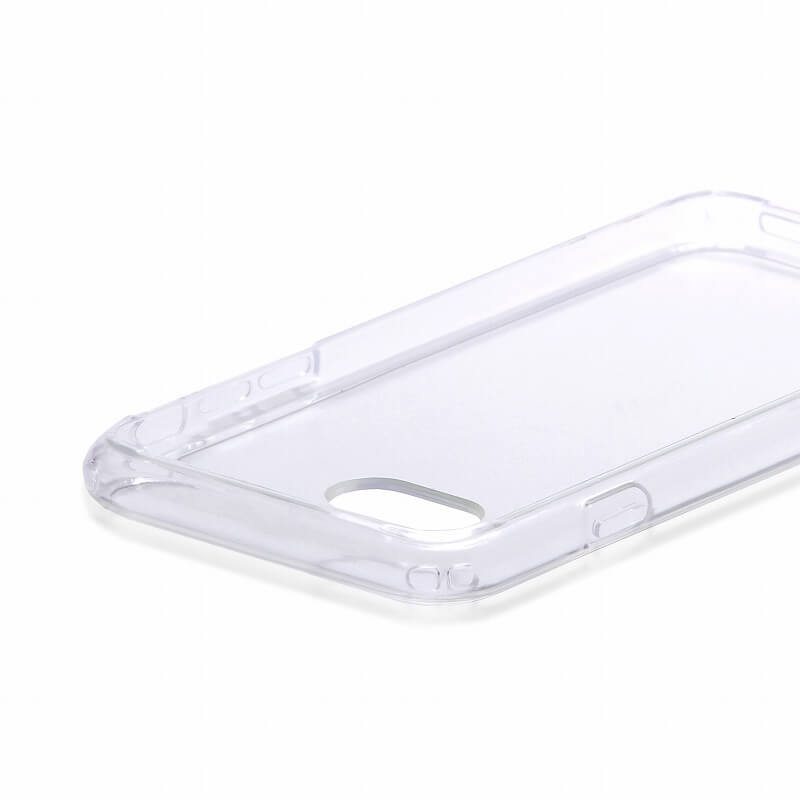 iPhone7 耐衝撃クリアケース「CLEAR TOUGH」 クリア