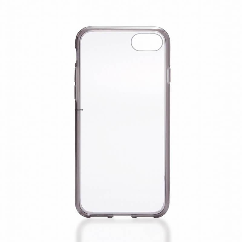 iPhone7 耐衝撃クリアケース「CLEAR TOUGH」 クリアブラック