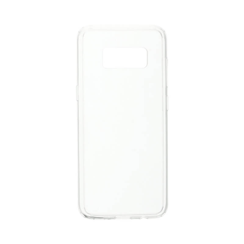 Galaxy S8 SC-02J/SCV36 耐衝撃ケース「CLEAR TOUGH」 クリア