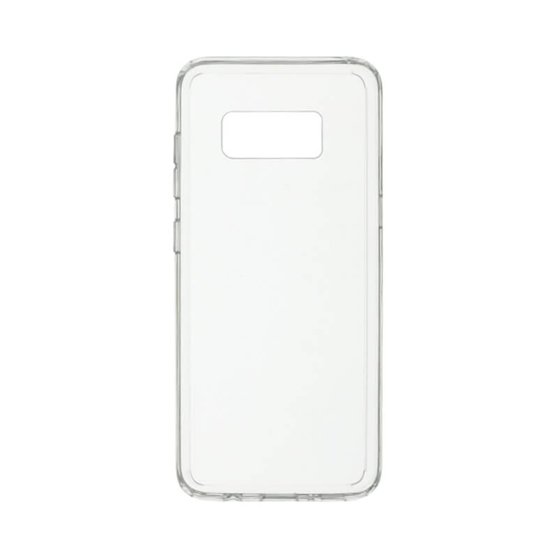 Galaxy S8 SC-02J/SCV36 耐衝撃ケース「CLEAR TOUGH」 スモーク