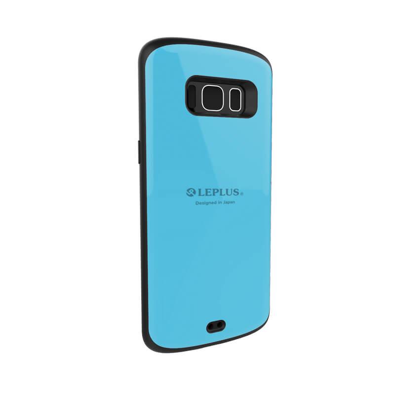 Galaxy S8 SC-02J/SCV36 耐衝撃ケース「PALLET」 スカイブルー