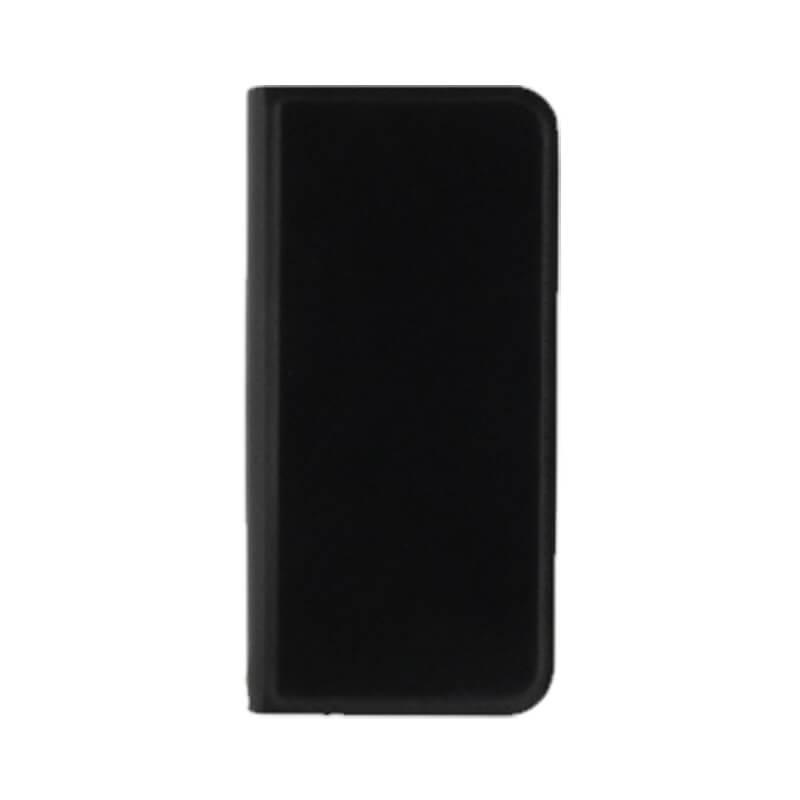 Galaxy S8 SC-02J/SCV36 薄型PUレザーケース「PRIME」 ブラック