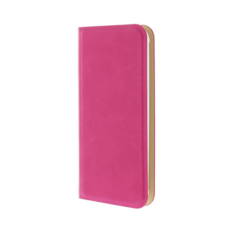 Galaxy S8 SC-02J/SCV36 薄型PUレザーケース「PRIME」 ピンク