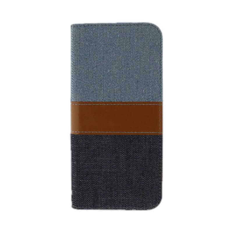 Galaxy S8 SC-02J/SCV36 デニムフラップケース「WINDE」 3色デニム A