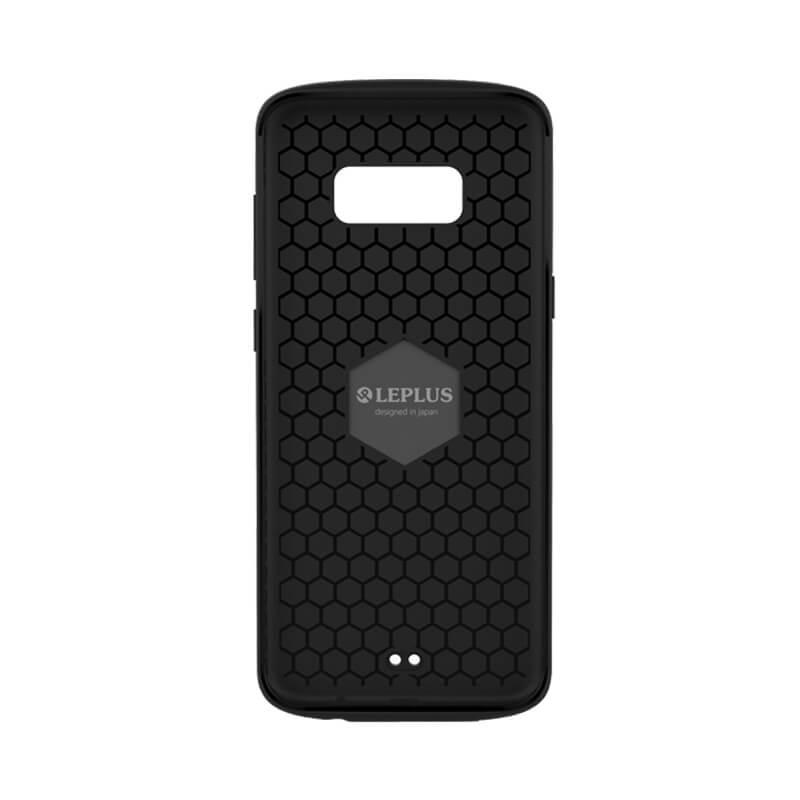 Galaxy S8+ SC-03J/SCV35 耐衝撃ケース「PALLET」 ブラック