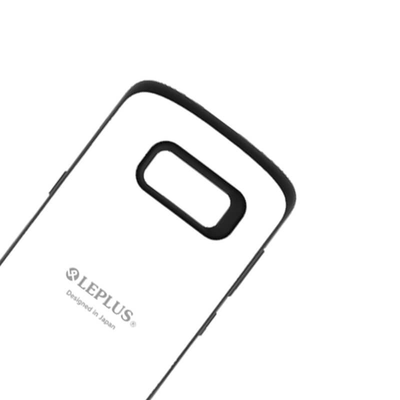 Galaxy S8+ SC-03J/SCV35 耐衝撃ケース「PALLET」 ホワイト