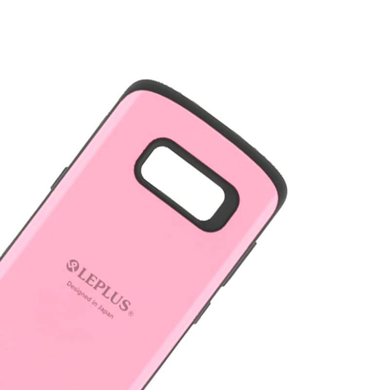 Galaxy S8+ SC-03J/SCV35 耐衝撃ケース「PALLET」 ピンク