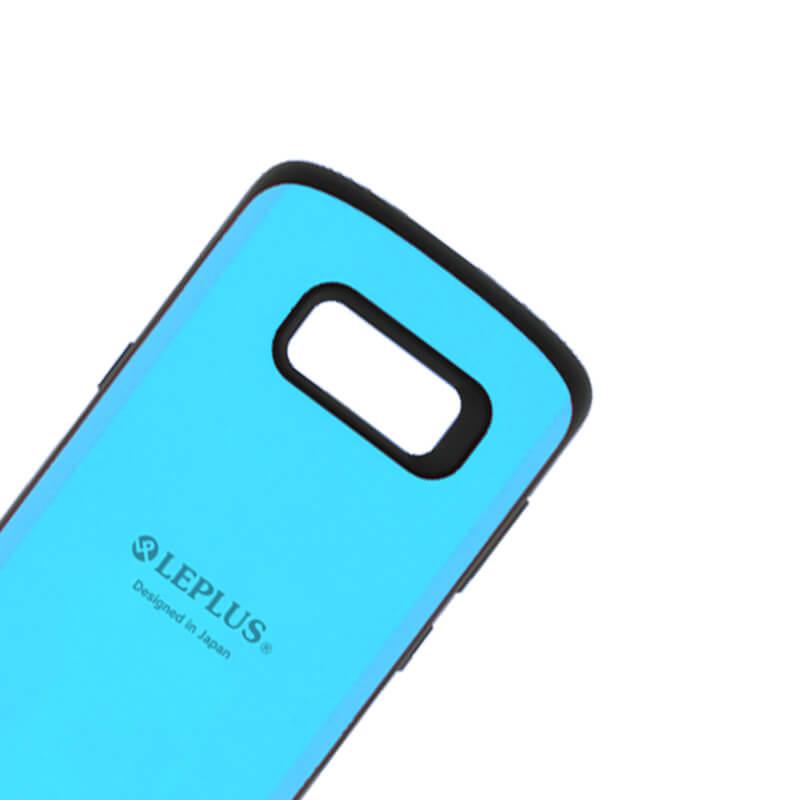 Galaxy S8+ SC-03J/SCV35 耐衝撃ケース「PALLET」 スカイブルー
