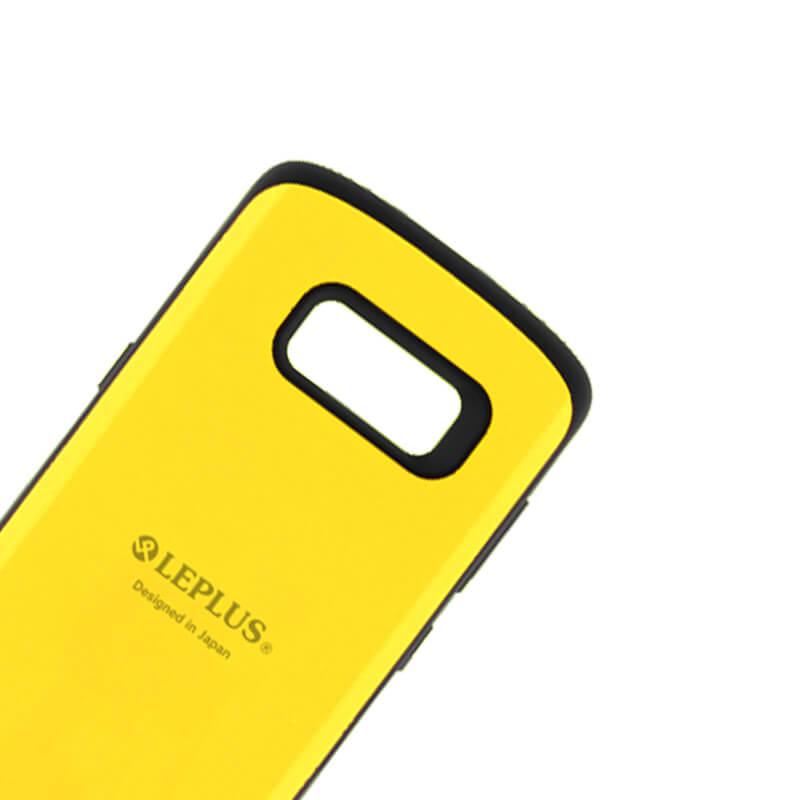 Galaxy S8+ SC-03J/SCV35 耐衝撃ケース「PALLET」 イエロー