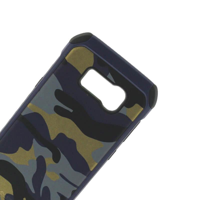 Galaxy S8+ SC-03J/SCV35 耐衝撃ケース「SOLDIER」 グレー