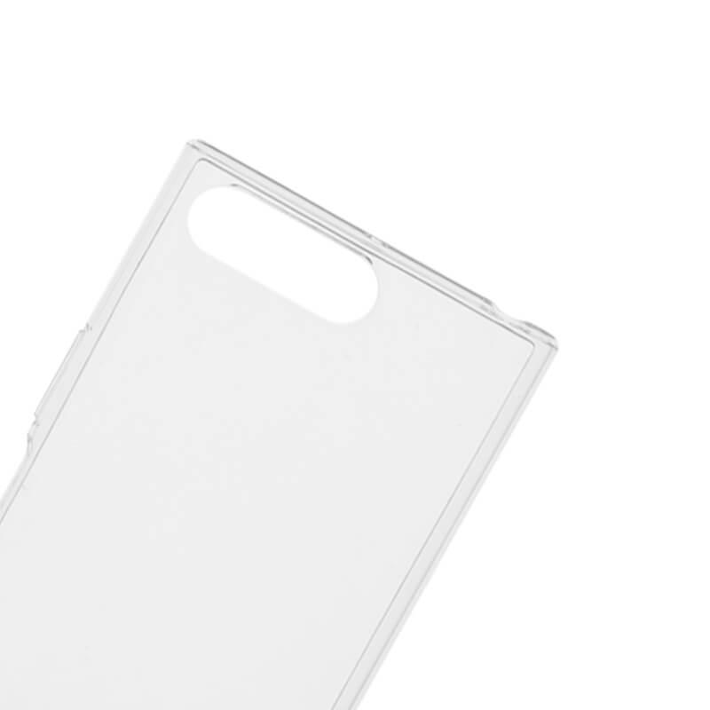 Xperia(TM) XZ Premium SO-04J 「CLEAR SOFT」ケース クリア
