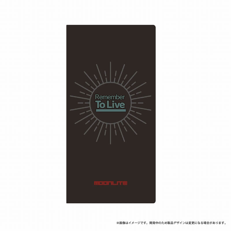 Galaxy S8+ SC-03J/SCV35 薄型デザインPUレザーケース「Design+」 MOON