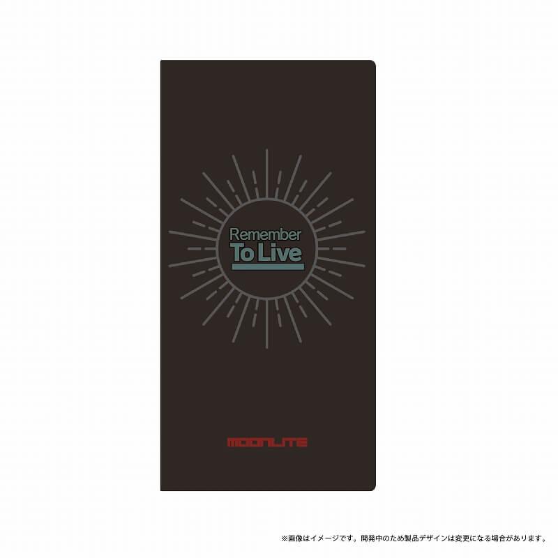 Galaxy Feel SC-04J 薄型デザインPUレザーケース「Design+」 MOON