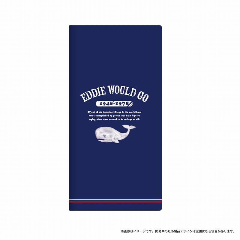 Galaxy Feel SC-04J 薄型デザインPUレザーケース「Design+」 EDDIE